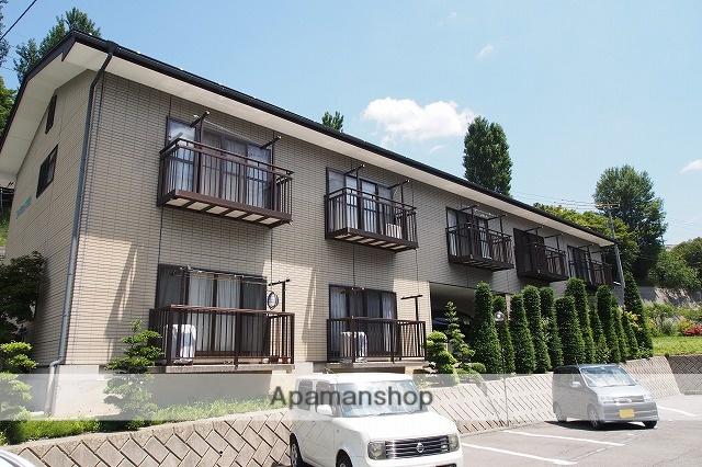 長野県茅野市、茅野駅徒歩20分の築20年 2階建の賃貸アパート