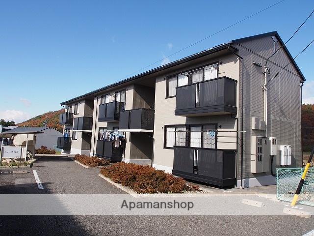長野県茅野市、茅野駅バス15分中沢下車後徒歩10分の築15年 2階建の賃貸アパート