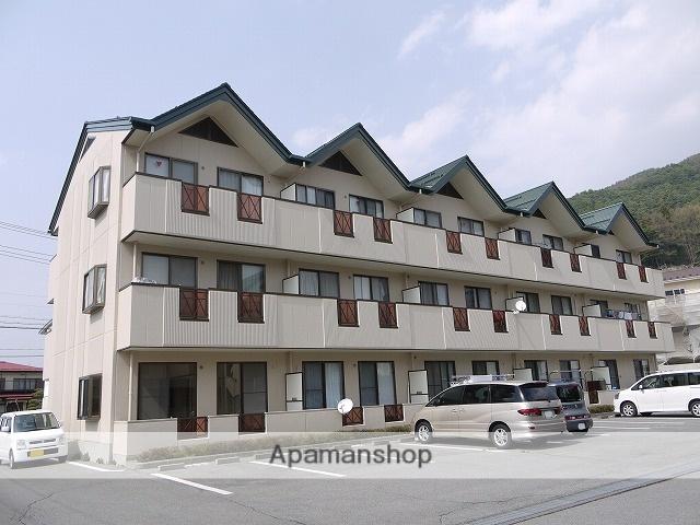 長野県茅野市、茅野駅徒歩12分の築23年 3階建の賃貸マンション