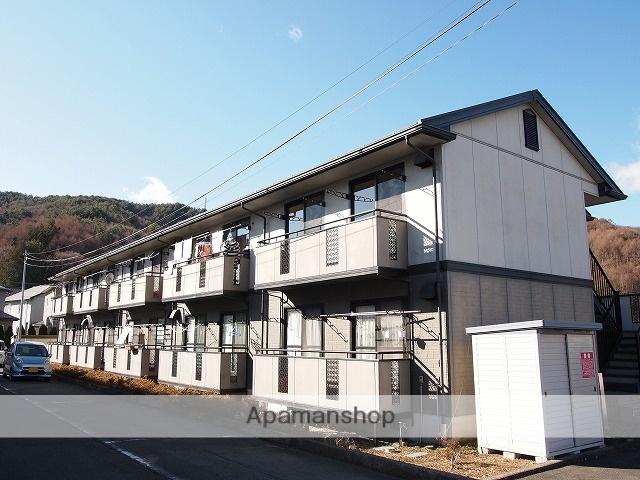 長野県茅野市、茅野駅徒歩20分の築21年 2階建の賃貸アパート