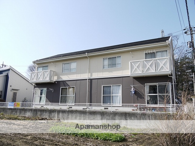 長野県茅野市、茅野駅バス15分辻屋前下車後徒歩1分の築26年 2階建の賃貸アパート