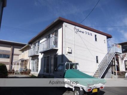 長野県諏訪郡富士見町、富士見駅徒歩5分の築30年 2階建の賃貸アパート