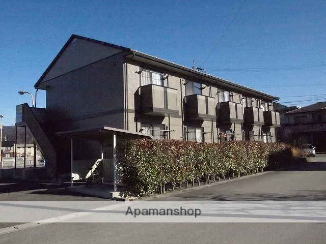 長野県茅野市、茅野駅徒歩30分の築17年 2階建の賃貸アパート