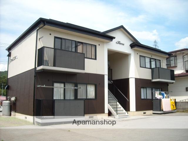 長野県茅野市、茅野駅徒歩53分の築20年 2階建の賃貸アパート