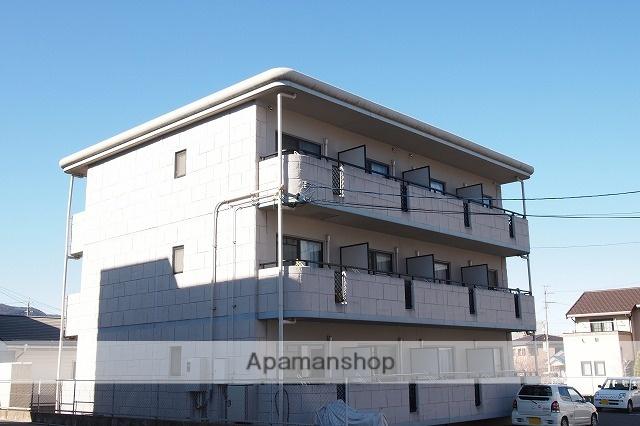 長野県茅野市、茅野駅徒歩30分の築19年 3階建の賃貸マンション