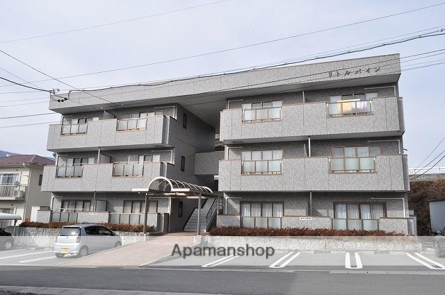 長野県諏訪郡富士見町、富士見駅徒歩5分の築17年 3階建の賃貸マンション