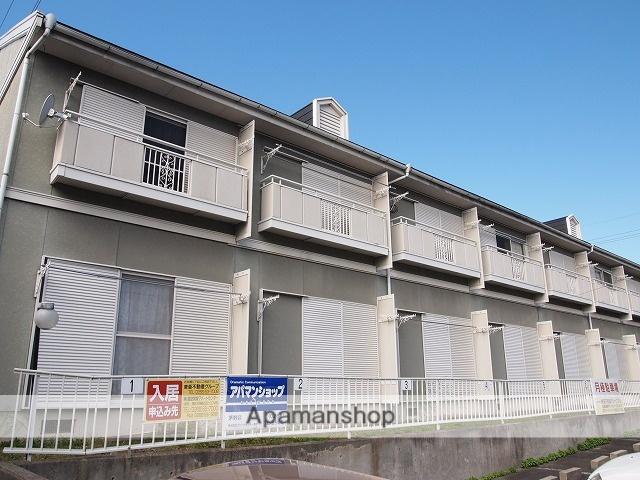 長野県茅野市、茅野駅バス10分和田入口下車後徒歩15分の築26年 2階建の賃貸アパート