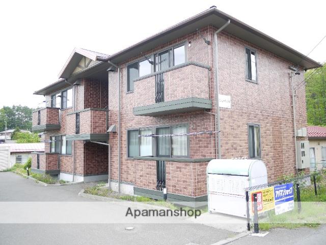 長野県諏訪郡富士見町、富士見駅徒歩15分の築14年 2階建の賃貸アパート
