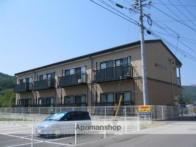 長野県茅野市、茅野駅徒歩60分の築14年 2階建の賃貸アパート