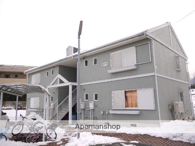 長野県茅野市の築26年 2階建の賃貸アパート