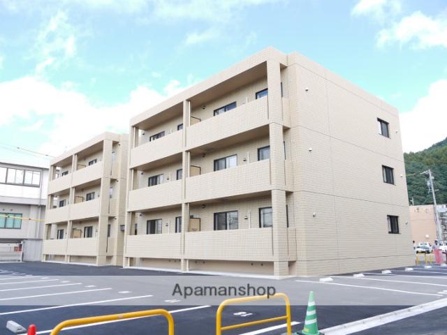 長野県茅野市、茅野駅徒歩8分の築3年 3階建の賃貸マンション