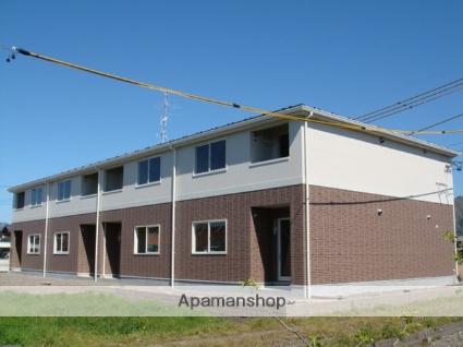岐阜県揖斐郡大野町の築8年 2階建の賃貸アパート