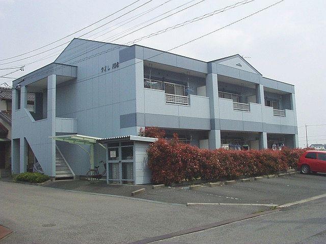 岐阜県大垣市の築23年 2階建の賃貸アパート
