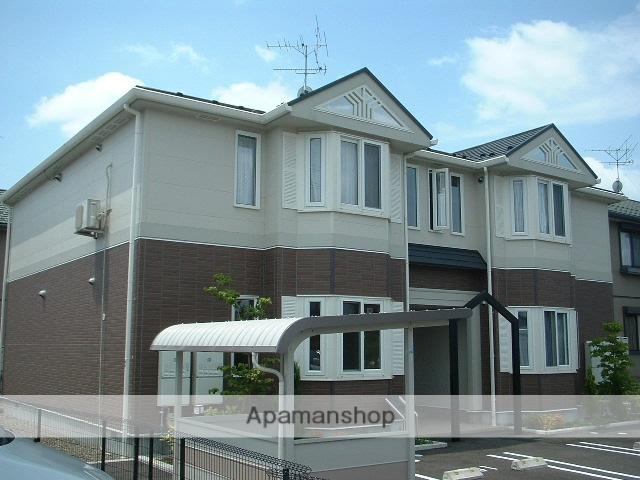 岐阜県揖斐郡大野町の築10年 2階建の賃貸アパート