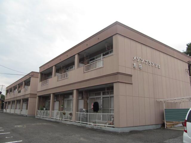 岐阜県大垣市、大垣駅徒歩64分の築28年 2階建の賃貸アパート