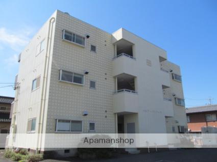 岐阜県大垣市の築27年 3階建の賃貸アパート