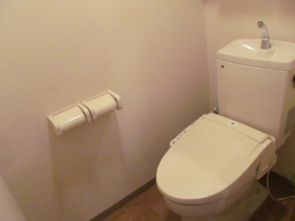 グランディール・オクダ[1K/30.15m2]のトイレ
