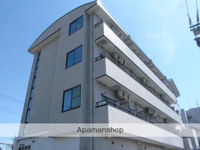 岐阜県大垣市、大垣駅徒歩15分の築24年 4階建の賃貸マンション