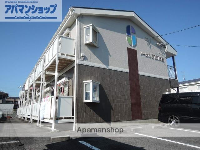 岐阜県養老郡養老町の築21年 2階建の賃貸アパート