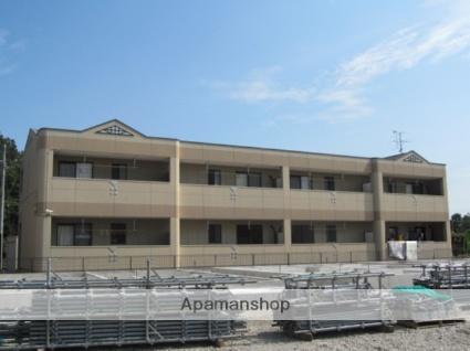 岐阜県不破郡垂井町の築9年 2階建の賃貸アパート