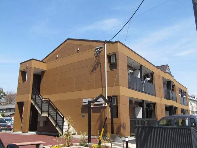 岐阜県大垣市の築2年 2階建の賃貸アパート