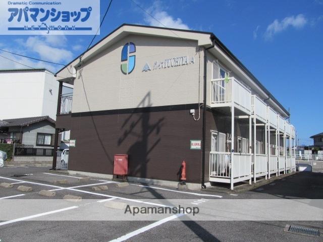 岐阜県安八郡神戸町、広神戸駅徒歩16分の築19年 2階建の賃貸アパート
