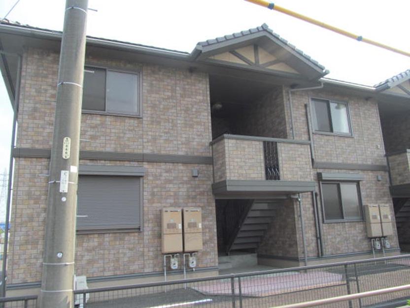 岐阜県大垣市、東大垣駅徒歩11分の築12年 2階建の賃貸アパート