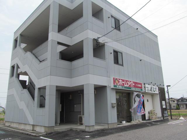 岐阜県大垣市の築10年 3階建の賃貸マンション