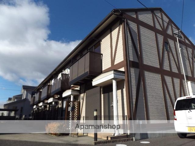 岐阜県大垣市の築9年 2階建の賃貸テラスハウス