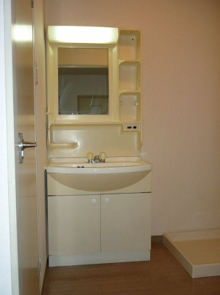 サンシティカーム[3DK/56.28m2]の洗面所