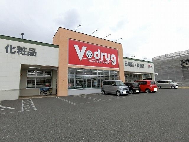Vドラッグ神戸店 100m