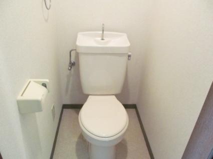 パルテネール中野[1K/24.8m2]のトイレ