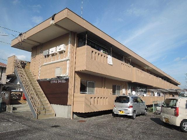岐阜県大垣市、大垣駅徒歩32分の築35年 2階建の賃貸アパート
