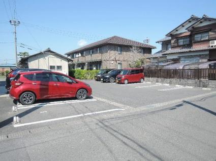 コート楓Ⅱ[2LDK/58.37m2]の駐車場