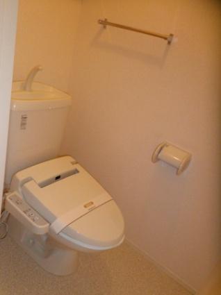 コート楓Ⅱ[2LDK/58.37m2]のトイレ