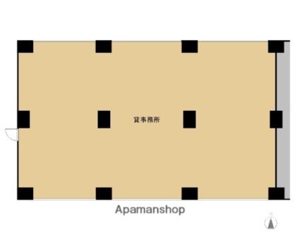 スイトスクエア大垣[1R/270.9m2]の間取図