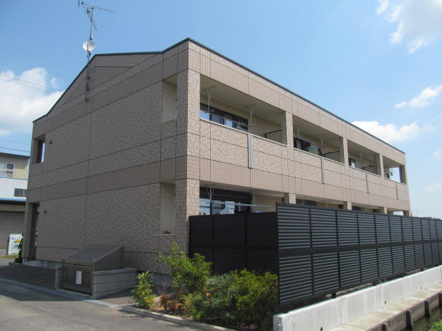 岐阜県大垣市の築5年 2階建の賃貸アパート