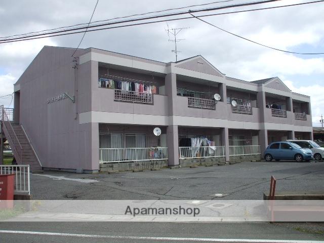 岐阜県大垣市の築27年 2階建の賃貸アパート