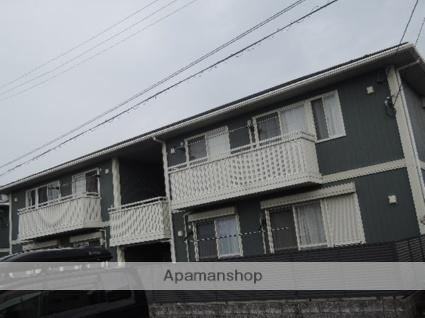 岐阜県羽島市、岐阜羽島駅徒歩19分の築12年 2階建の賃貸アパート