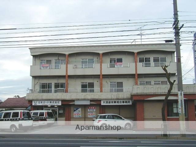 岐阜県大垣市の築33年 3階建の賃貸マンション