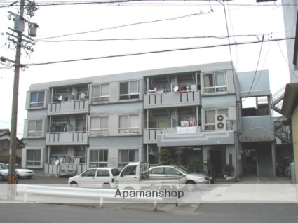岐阜県大垣市の築29年 3階建の賃貸マンション