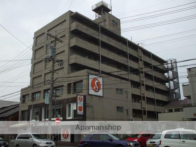 岐阜県大垣市、大垣駅徒歩5分の築33年 7階建の賃貸マンション