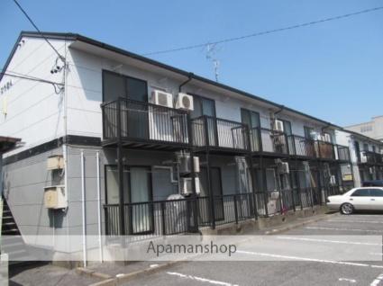 岐阜県大垣市、大垣駅徒歩40分の築20年 2階建の賃貸アパート