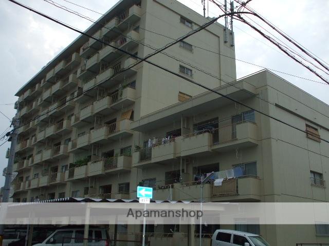 岐阜県大垣市の築39年 8階建の賃貸マンション