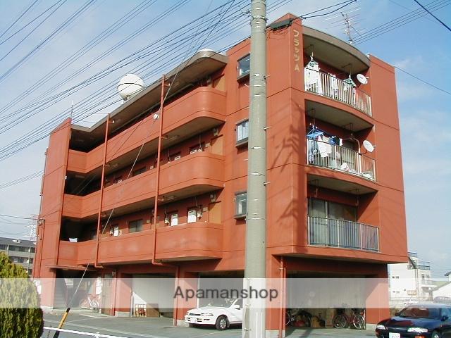 岐阜県大垣市の築28年 4階建の賃貸マンション