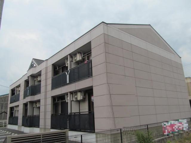岐阜県不破郡垂井町の築11年 2階建の賃貸アパート
