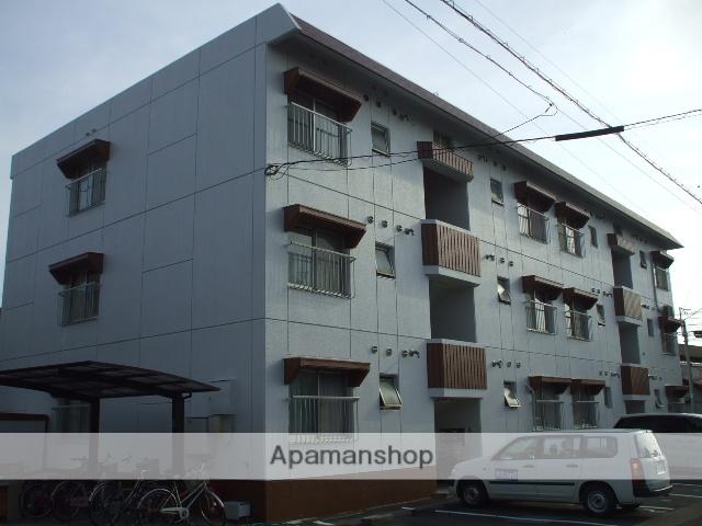 岐阜県大垣市の築30年 3階建の賃貸マンション