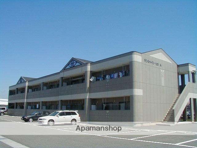 岐阜県安八郡安八町の築17年 2階建の賃貸アパート