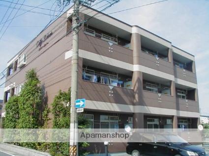 岐阜県大垣市、美濃青柳駅徒歩8分の築20年 3階建の賃貸マンション