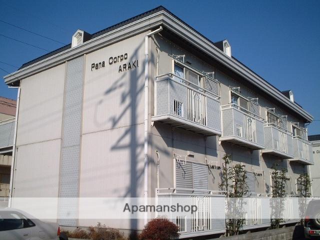 岐阜県不破郡垂井町の築26年 2階建の賃貸アパート